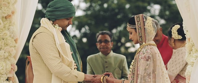 South Asian Wedding Feature by Pennylane Weddings
