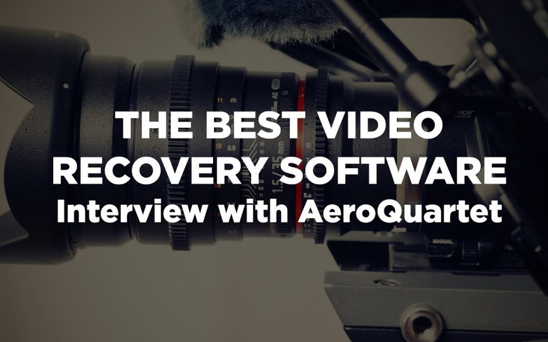 The Best Video Data Recovery Company