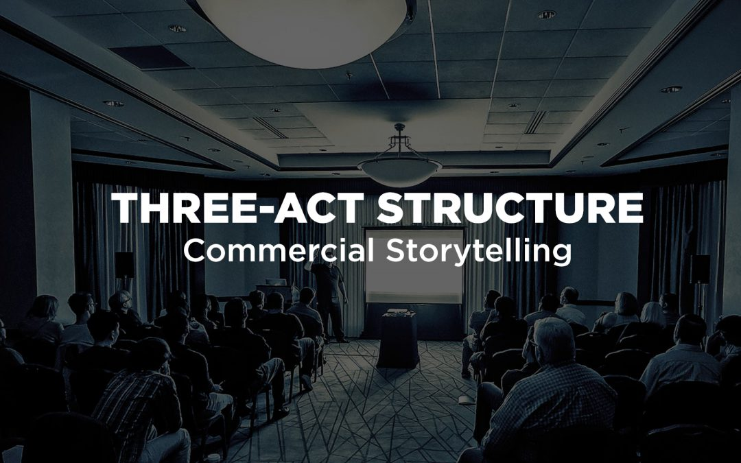 Three-Act Structure   Commercial Storytelling